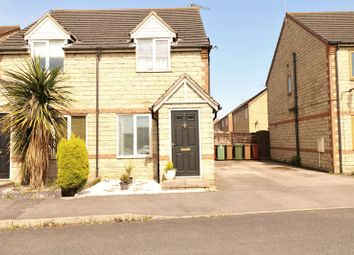 Thumbnail 2 bed semi-detached house to rent in Nutwell Court, Scunthorpe