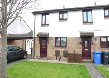 Thumbnail 2 bed semi-detached house to rent in Lon Cadfan, Prestatyn