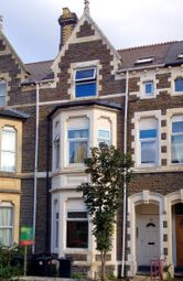 Thumbnail 2 bed flat for sale in Claude Road, Cardiff