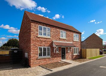 Thumbnail 3 bed detached house for sale in Meadowfield Close, Waddington, Lincoln