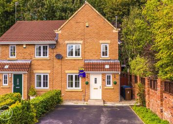 Thumbnail 3 bed semi-detached house to rent in Parkedge Close, Leigh, Lancashire