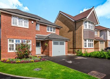 Thumbnail 4 bed detached house for sale in Bonnington Close, Worsley, Manchester