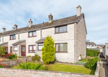 Thumbnail 2 bedroom end terrace house for sale in Dundee Road, Letham