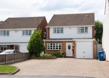 Thumbnail 4 bed detached house for sale in Farewell Lane, Burntwood