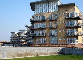 Thumbnail 1 bed flat for sale in Portland Place, Ingress Park, Greenhithe, Kent