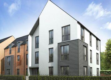 "Thumbnail 2 bedroom flat for sale in ""Low Cost"" at Fen Street, Brooklands, Milton Keynes"
