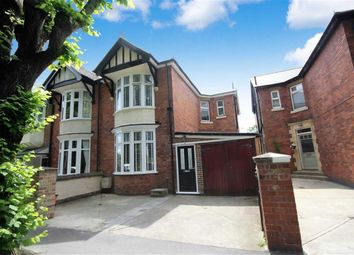 Thumbnail 3 bed semi-detached house for sale in Westlecot Road, Old Town, Swindon
