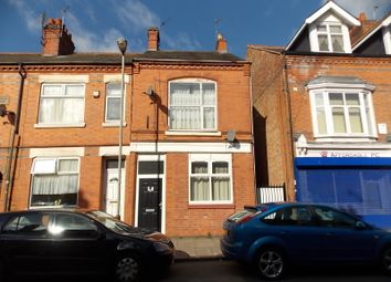 Thumbnail 1 bedroom flat to rent in Tudor Road, Leicester