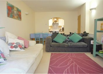 Thumbnail 2 bed flat for sale in Hacon Square, London