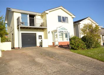 Thumbnail 4 bedroom detached house for sale in St Marys Road, Teignmouth, Devon