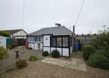 Thumbnail 2 bedroom detached bungalow for sale in Campsite Road, Seaside Road, Aldbrough, East Yorkshire