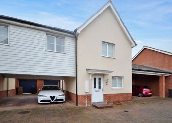 Thumbnail 3 bed detached house to rent in Gerard Gardens, Chelmsford