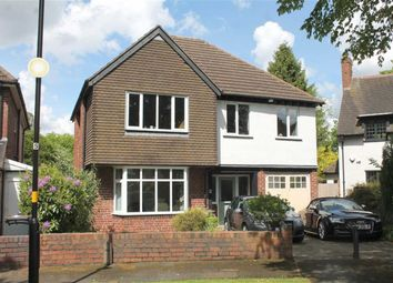Thumbnail 4 bed detached house for sale in Manor Road North, Edgbaston, Birmingham