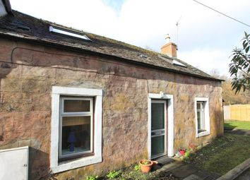 Thumbnail 2 bed cottage for sale in The Cottage, Dundas Street, Comrie