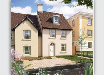 """Thumbnail 4 bed end terrace house for sale in """"The Bennet"""" at Romsey Road, Winchester"""