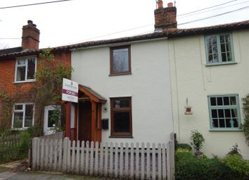 Thumbnail 2 bed cottage for sale in The Street, Tuddenham St Martin, Ipswich