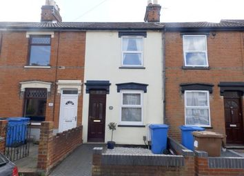 Thumbnail 3 bedroom terraced house to rent in Parade Road, Ipswich