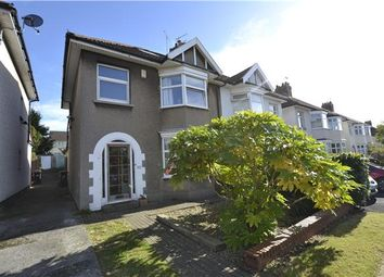 Thumbnail 3 bed semi-detached house for sale in Farington Road, Bristol