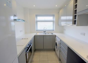 Thumbnail 1 bed flat to rent in Cheam Road, Sutton