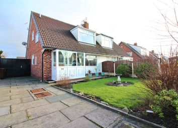 Thumbnail 3 bed semi-detached house for sale in Ilkley Avenue, Southport, Merseyside