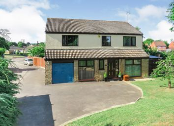 Thumbnail 5 bed detached house for sale in Waterfield Close, Bishops Hull, Taunton