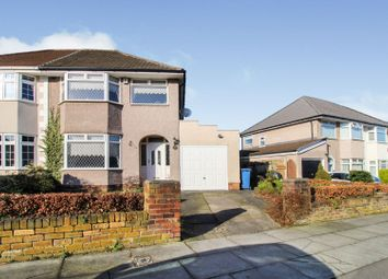 Thumbnail 3 bed semi-detached house for sale in South Barcombe Road, Liverpool