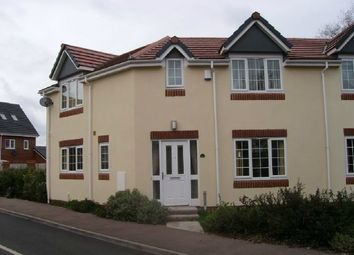 Thumbnail 3 bed end terrace house to rent in Woodfield Close, Kingstone, Hereford