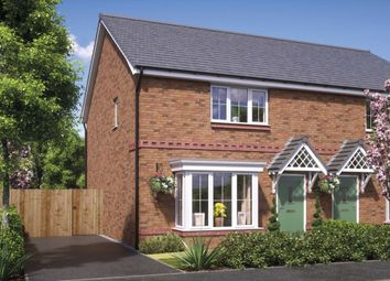 Thumbnail 3 bed semi-detached house for sale in The New Weaver Gloucester Street, Atherton, Manchester