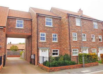 Thumbnail 5 bed town house for sale in Gallows Lane, Thirsk