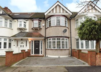 Thumbnail 3 bed terraced house for sale in Cornwall Road, Ruislip Manor, Middlesex