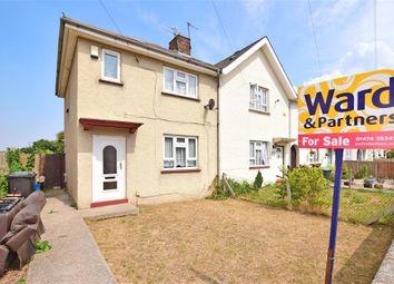 Thumbnail 3 bedroom end terrace house for sale in Shamrock Road, Gravesend, Kent