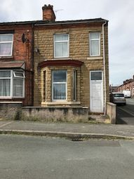 Thumbnail 3 bed end terrace house to rent in Derrington Avenue, Crewe