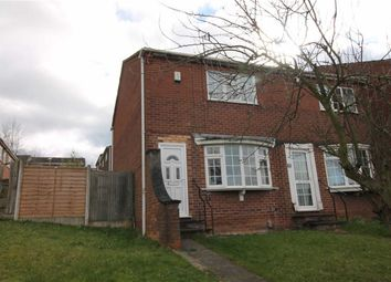 Thumbnail 2 bed end terrace house for sale in Howbeck Road, Arnold, Nottingham