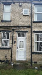 Thumbnail 2 bed terraced house to rent in Folkestone Street, Bradford