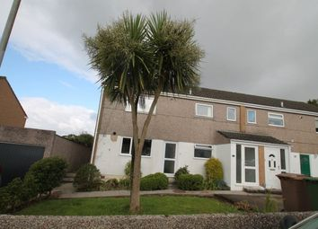 Thumbnail 2 bed flat to rent in Burwell Close, Thornbury, Plymouth