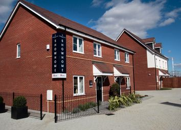 Thumbnail 3 bed semi-detached house for sale in The Pinewood, Greenway Place, Wixams, Bedford