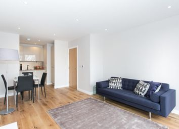 Thumbnail 1 bed flat for sale in Waterfront Apartments, Little Venice, Maida Vale