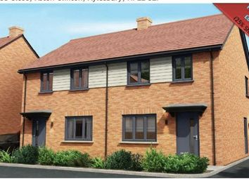 Thumbnail 2 bedroom semi-detached house for sale in Appletree Close, Chapel Drive, Aston Clinton