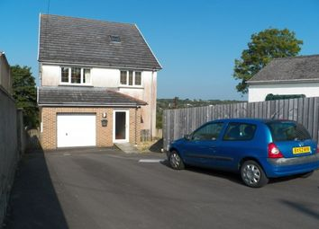 Thumbnail 4 bed property to rent in Heol Treventy, Cross Hands, Llanelli