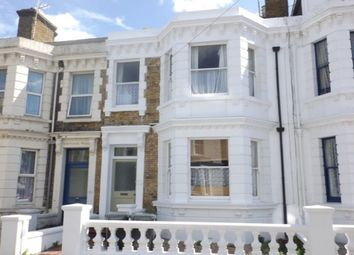 Thumbnail 1 bed flat to rent in Arthur Road, Cliftonville, Margate