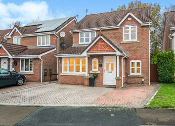 Thumbnail 3 bed detached house for sale in Ladyhill View, Worsley, Manchester, Greater Manchester