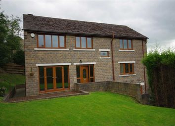 Thumbnail 4 bed detached house to rent in Orchard Close, Burnley Road, Halifax