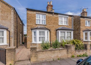 Thumbnail 3 bedroom semi-detached house for sale in Willoughby Road, Kingston Upon Thames