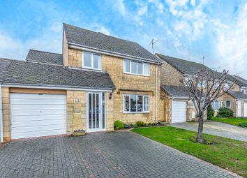 Thumbnail 4 bed link-detached house for sale in Alexander Drive, Cirencester