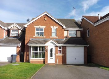 Thumbnail 4 bed detached house to rent in Poplar Grove, Ryton On Dunsmore, Coventry