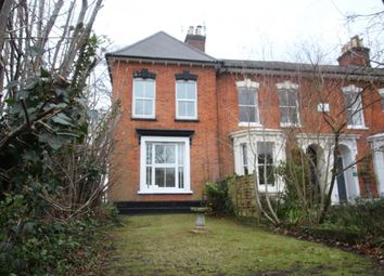 Thumbnail 3 bedroom end terrace house for sale in Milton Road, Wokingham