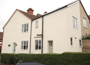 Thumbnail 3 bed end terrace house for sale in Kensington Road, Salisbury
