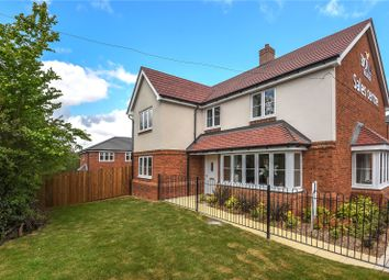 Thumbnail 5 bed detached house for sale in Emmbrook Place, Matthewsgreen Road, Wokingham, Berkshire