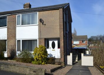 Thumbnail 3 bed semi-detached house for sale in St. Abbs Drive, Low Moor, Bradford