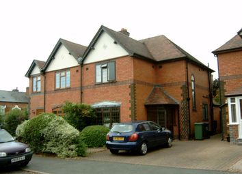 Thumbnail 2 bed detached house to rent in Highfield Avenue, Headless Cross, Redditch